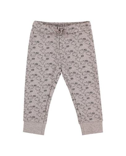 Sweatbroek met spokenprint